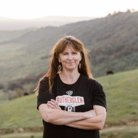Fiona Myers Rutherglen Brewery beer